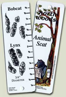animal scat guide